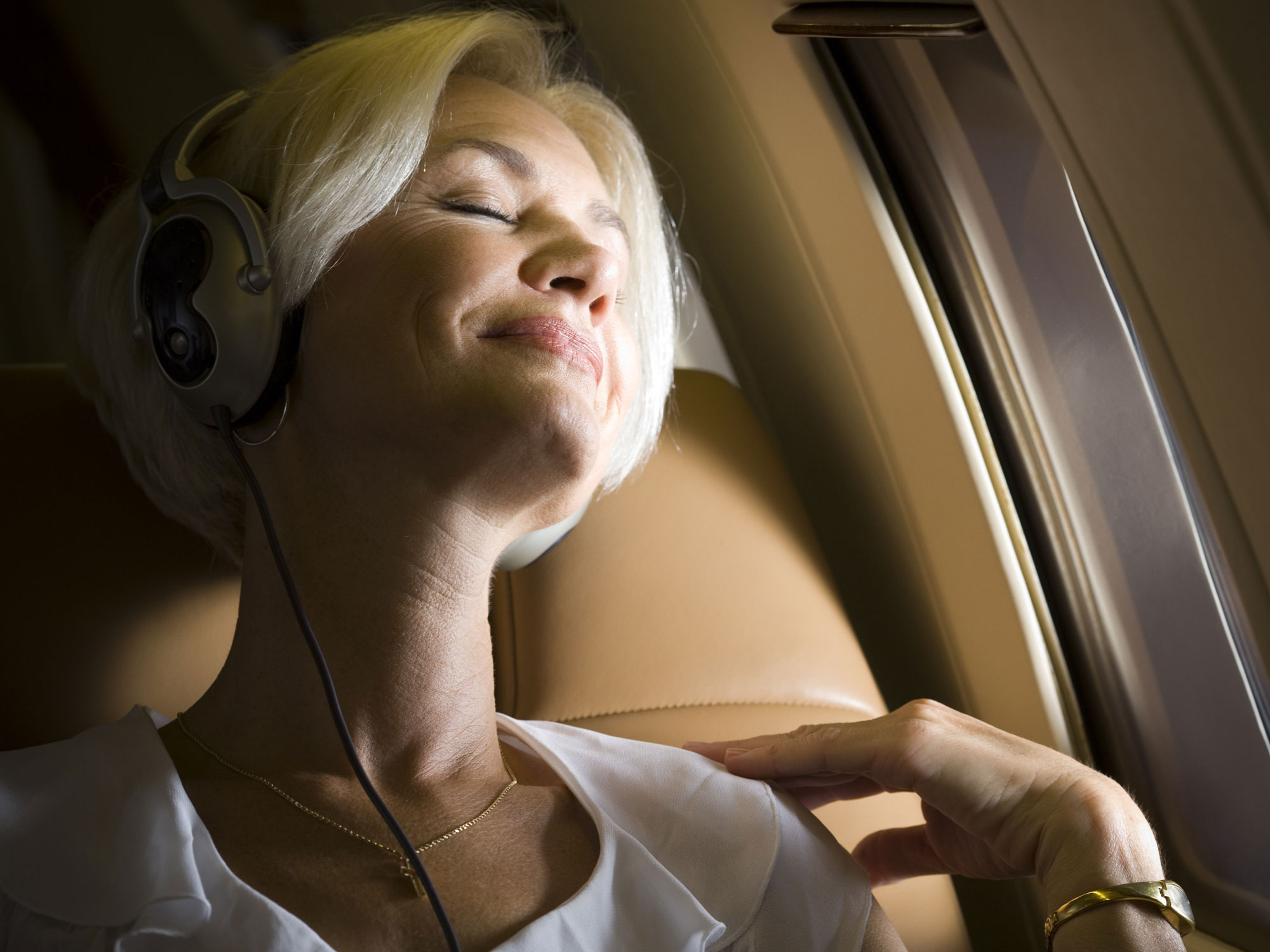 CML Improves Your In-Flight Experience